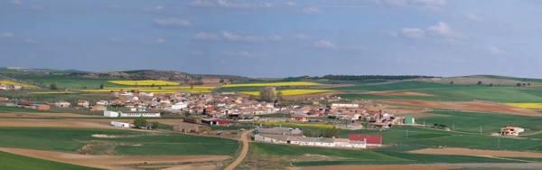 Gallegos del Pan en Zamora España
