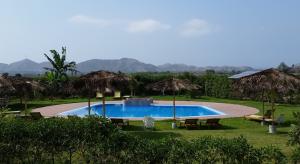 Piscina Casa Verde Hotel Ecologico