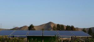 Placas Solares en Casa Verde Hotel Ecologico