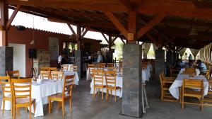 Restaurante Lomo de Mar en Casa Verde Hotel Ecologico